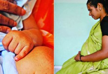 Surrogate mothers in India