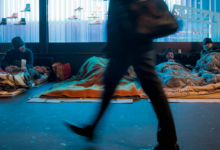 Homeless in Europe